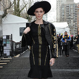 Coco Rocha Fashion Week Interview Fall 2014