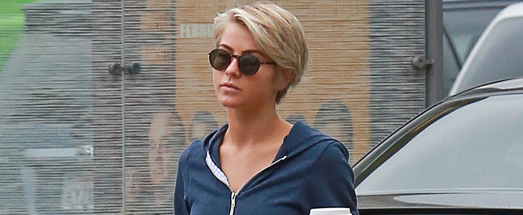 Julianne Hough Joins the Pixie Cut Club
