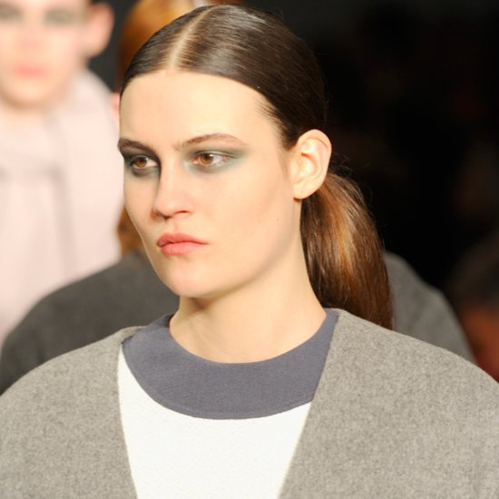 Derek Lam Fall 2014 Hair and Makeup | Runway Pictures