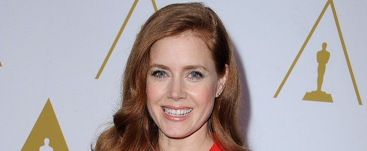 How Amy Adams Will Keep It Real on the Oscars Red Carpet