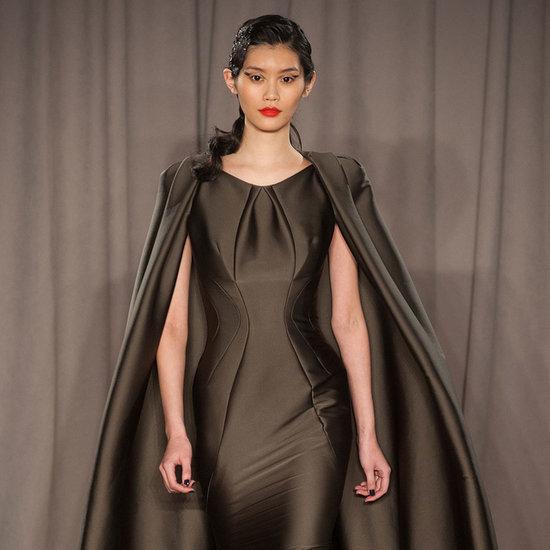 Zac Posen New York Fashion Week Fall 2014 Show