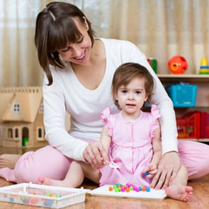 How Much a Stay-at-Home Mom's Job Worth?