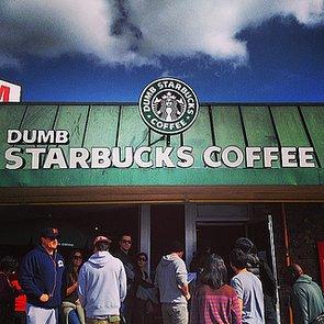 Dumb Starbucks Photos