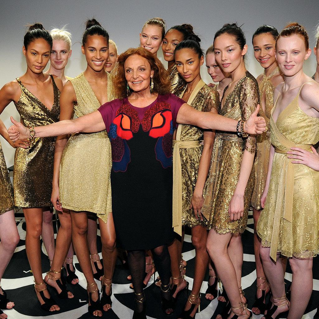Diane von Furstenberg Wrap Dress Inspiration | Video