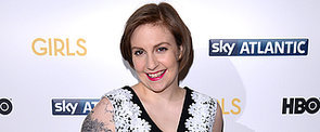 Lena Dunham Shows Off Her Retro Book Cover and Reveals the Release Date