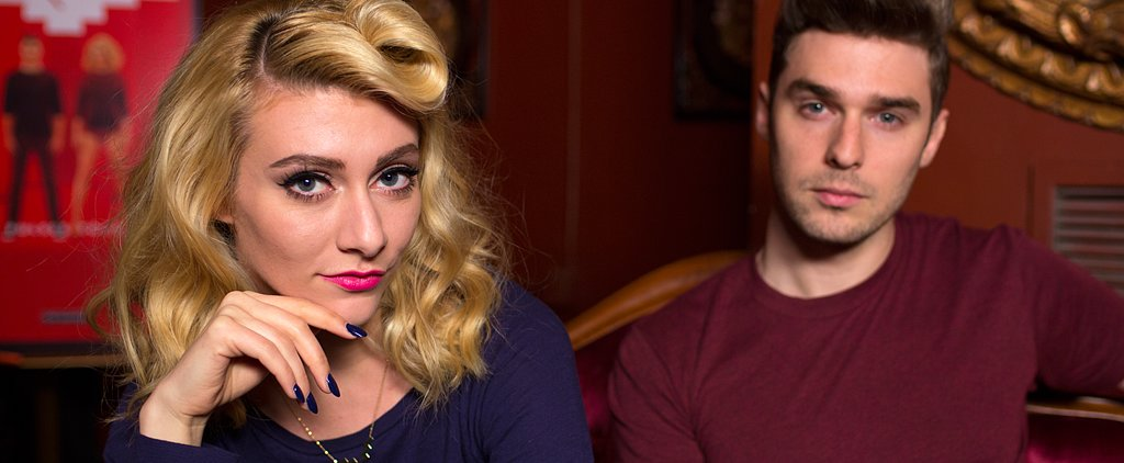 """""""We Made One Girl Faint!"""" Karmin's Nick and Amy Talk Tour Surprises"""