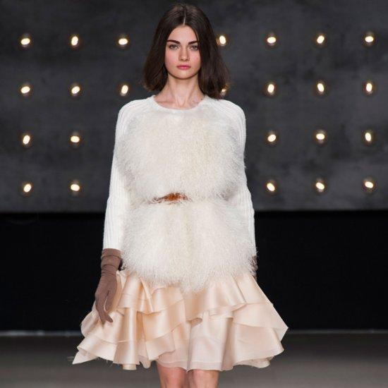 Milly Fall 2014 Runway Show   New York Fashion Week