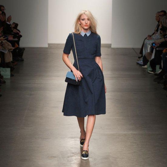 Karen Walker Fall 2014 Runway Show | New York Fashion Week