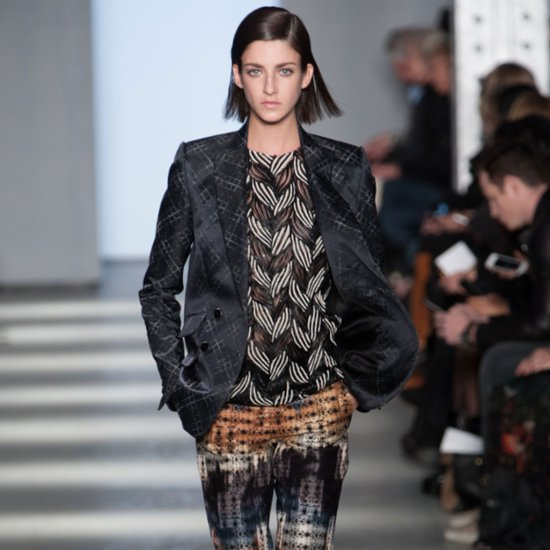 Wes Gordon Fall 2014 Runway Show   NY Fashion Week
