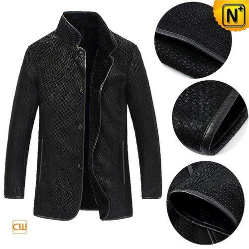 Men's John Lagerfeld Sheepskin Jacket CW877011