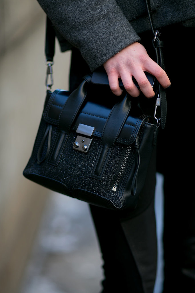 Have we mentioned how much we love mini bags?
