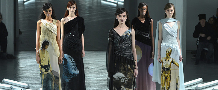 Finally, a High-Fashion Collection For Star Wars Fans