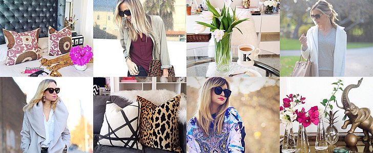 Click Into the Homes of Fashion's Top Bloggers