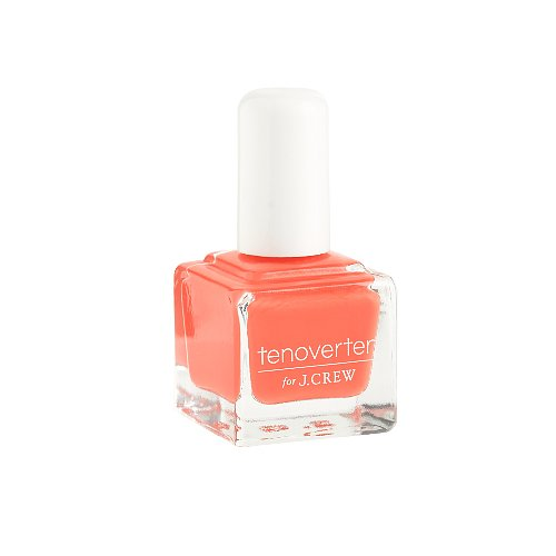 J.Crew and Tenoverten Nail Polish Collaboration