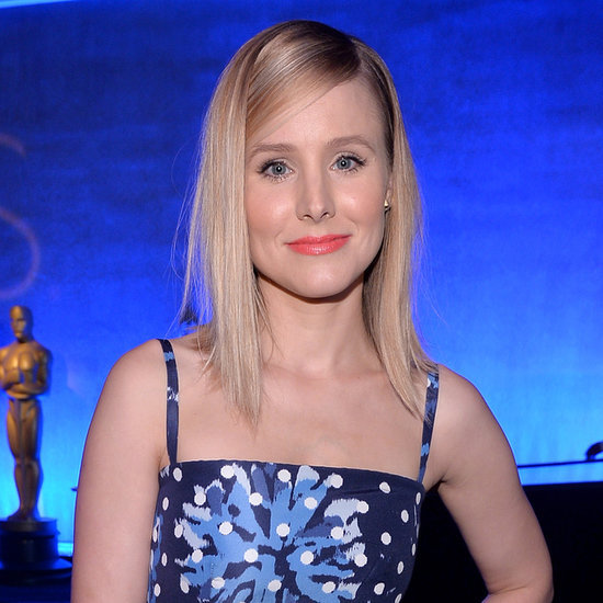 Kristen Bell Tweets About a Squirrel and Dog Video