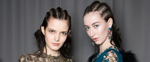 Cornrows Get a High-Fashion Update at Marchesa