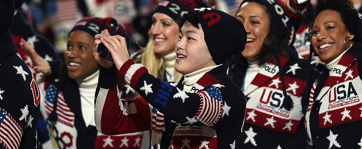 Guess How Much the Team USA Sweaters Cost on eBay?
