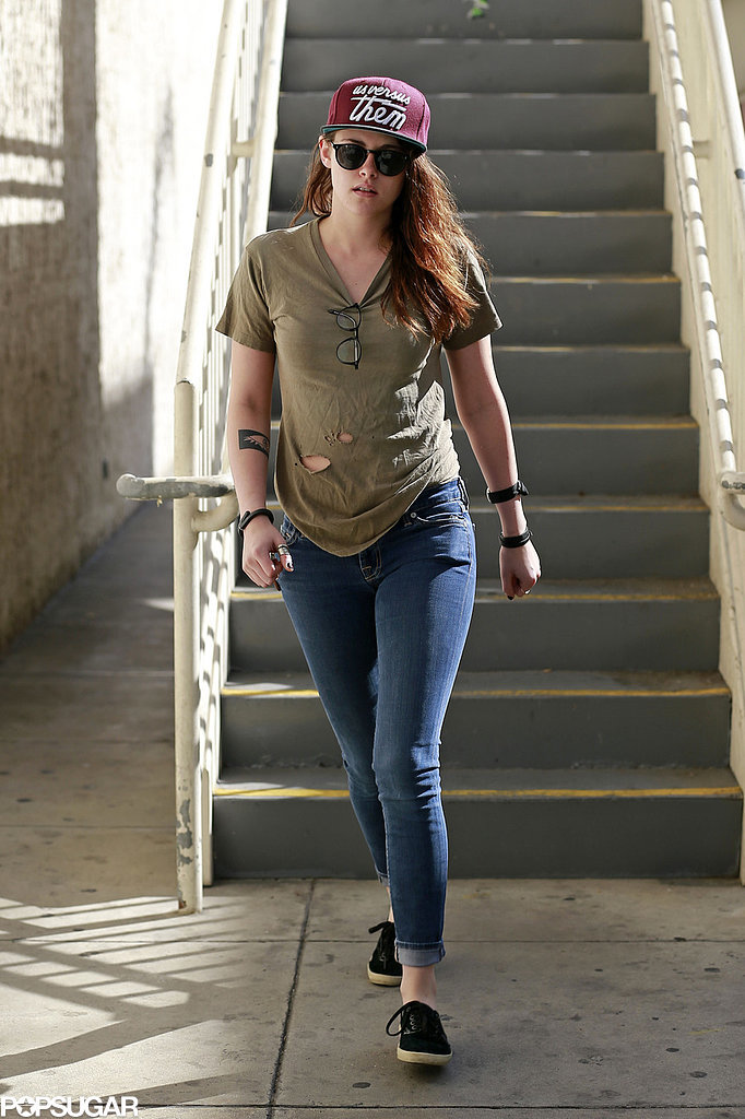 Kristen Stewart Is Totally Ripped