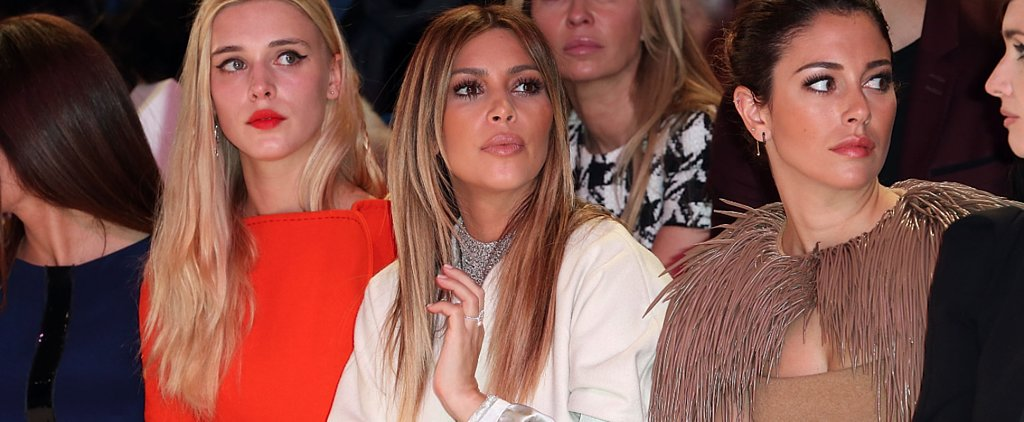 Are You a Fan of Kim Kardashian's Latest Styling Trick?