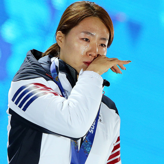 Emotional Moments During the 2014 Olympics | Pictures