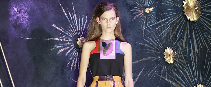 Cynthia Rowley Is Giving a Lesson in Color Theory For Fall