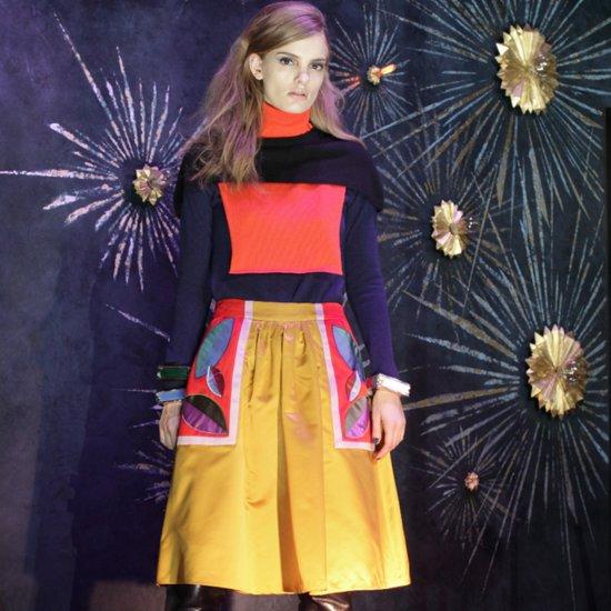 Cynthia Rowley Fall 2014 Runway Show | NY Fashion Week