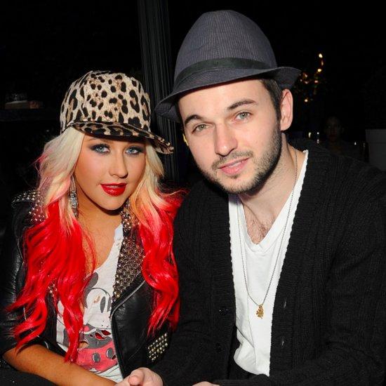 Christina Aguilera Engaged to Matthew Rutler