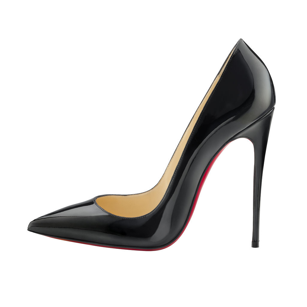 Christian Louboutin So Kate 120 Patent Black