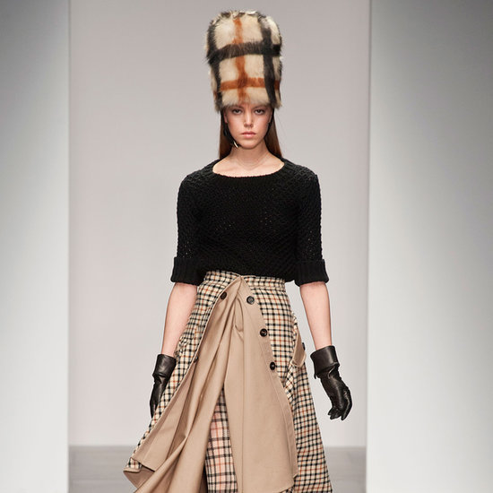 Daks Autumn/Winter 2014 at London Fashion Week
