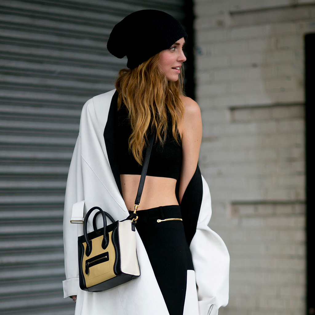 Crazy Fashion Week Street Style Fall 2014