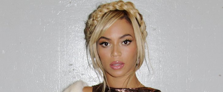 Ready to Obsess Over Beyoncé's Braided Headband Crown?