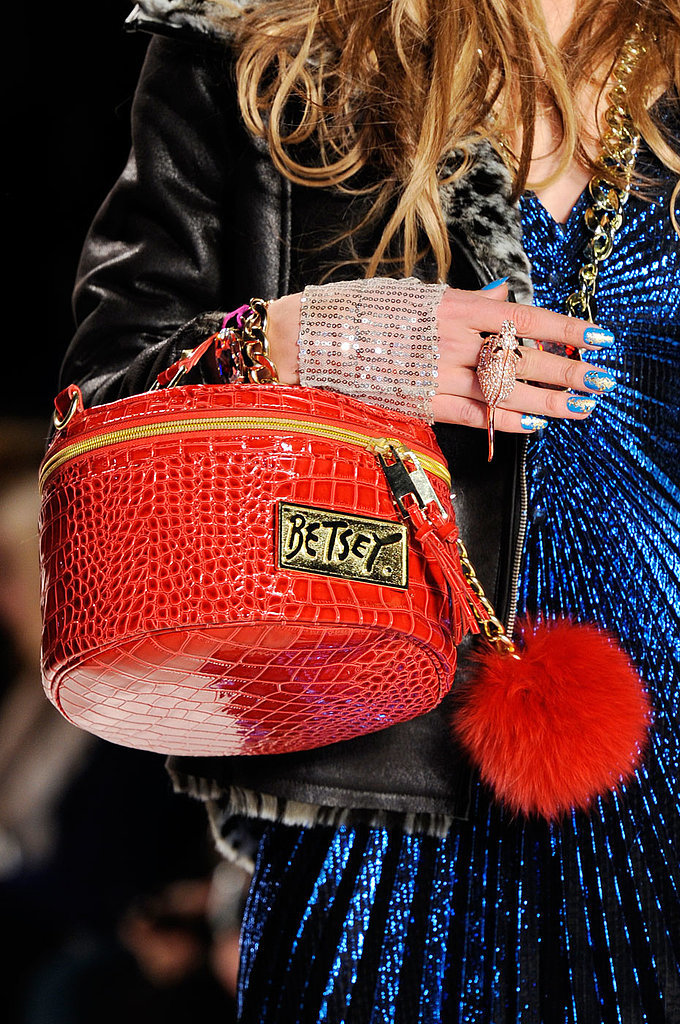 Betsey Johnson Fall 2014