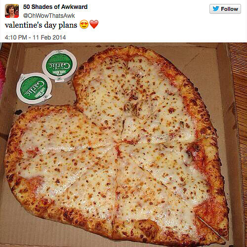 Funny Tweets on Valentine's Day 2014