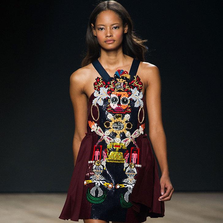 Mary Katrantzou Fall 2014 Runway Show | London Fashion Week