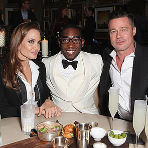 Celebrities at BAFTA Awards After Parties 2014