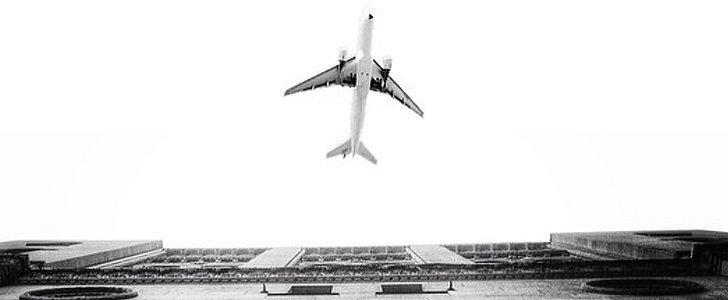 Cool Capture: Flying Overhead