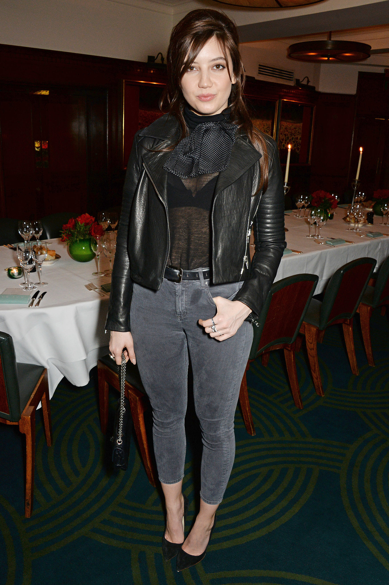 Daisy lowe the style set this week s best dressed popsugar