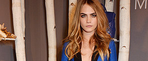Cara Delevingne Loves Her Suits — No Shirt Needed!