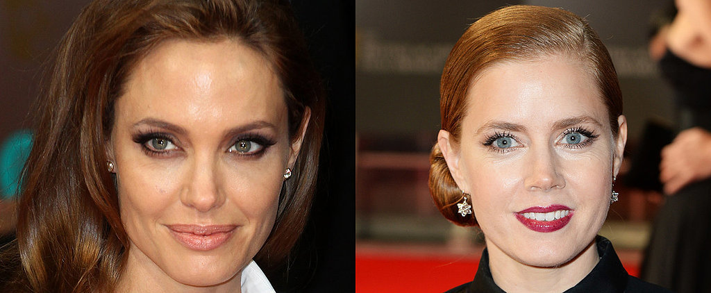 2014 BAFTAs: It's All About Statement Eyes and Pink Lips