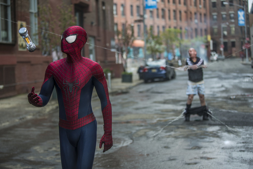 Spider-Man will stop you — and also defeat you.