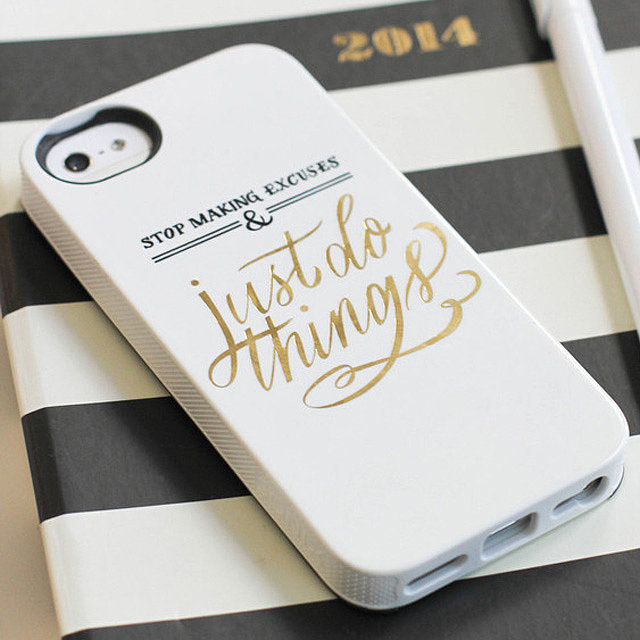 Disney Quote iPhone Cases