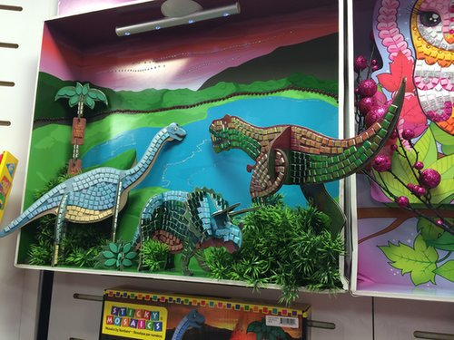 The Orb Factory 3D Dinosaurs