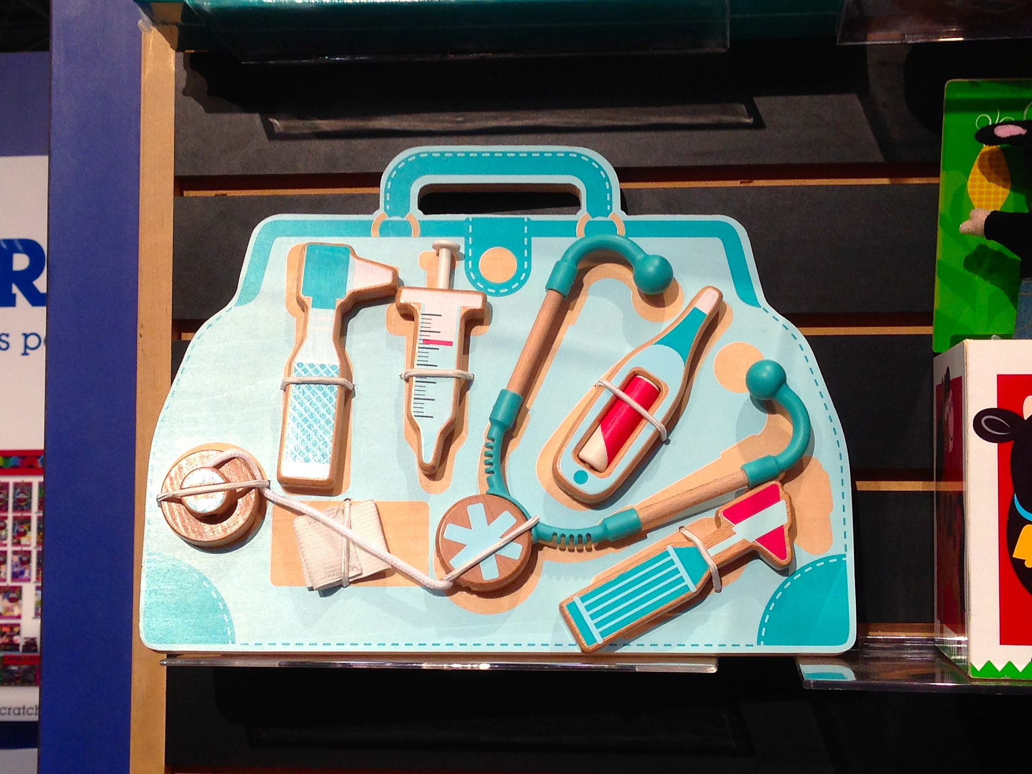 Melissa & Doug Doctors Set