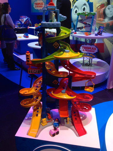 Fisher-Price Little People Race Track