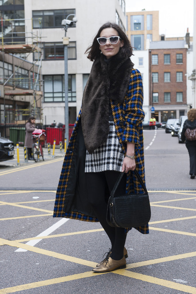 LFW Street Style Day Four
