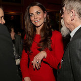 Kate Middleton Hosts Event With Queen Elizabeth II