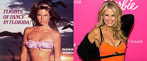 Sports Illustrated Swimsuit Cover Models — Then and Now