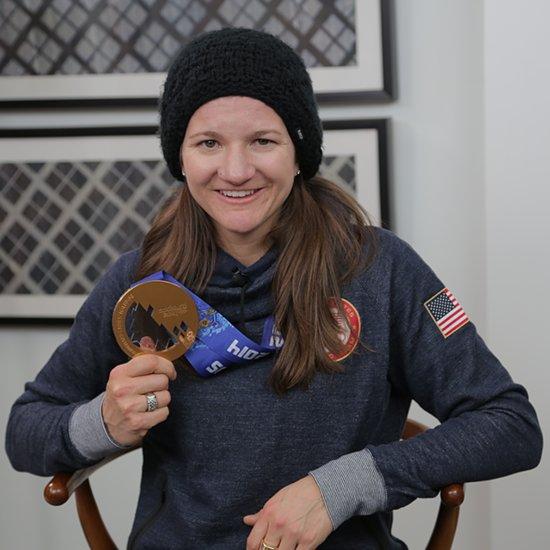 Snowboarder Kelly Clark Sochi Bronze Medal Interview