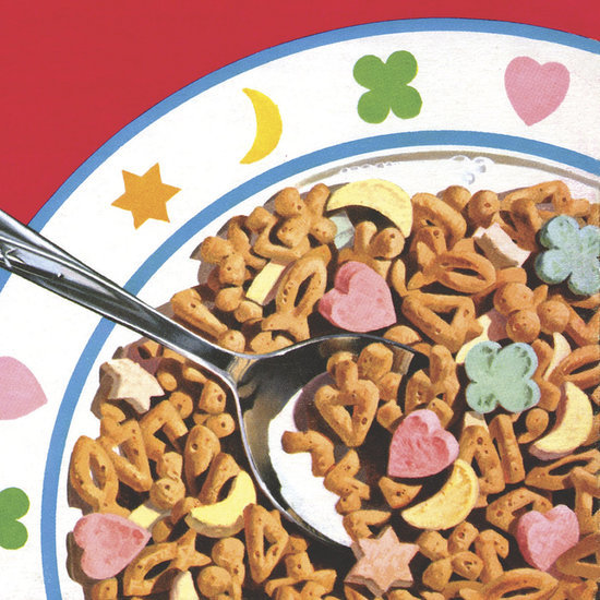 Lucky Charms Cereal Boxes