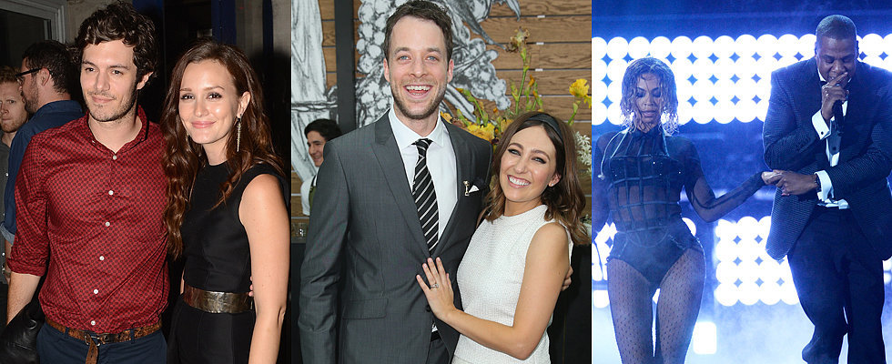 Can These Celebrity Couples Adopt Us, Please?